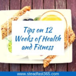 What happens in 12 weeks of consistently working out and eating right