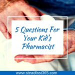 Free printables included. Moms and other caregivers need to be asking the Pharmacist questions. Here are 5 common issues to ask the Pharmacist about and will help your kid feel better.