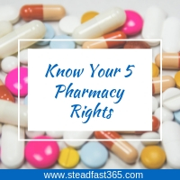 Moms can easily avoid medication errors for their families by confirming these 5 things are right before leaving the pharmacy