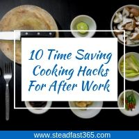 10 simple cooking hacks that save time for working mothers