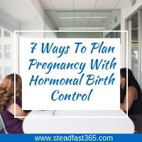 Different hormonal birth control methods explained to busy working moms